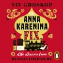 The Anna Karenina Fix : Life Lessons from Russian Literature - eAudiobook