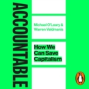 Accountable : How we Can Save Capitalism - eAudiobook