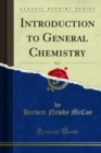 Introduction to General Chemistry - eBook