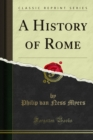 A History of Rome - eBook