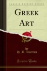Greek Art - eBook