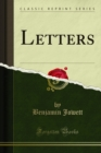 Letters - eBook