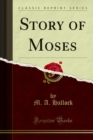 Story of Moses - eBook