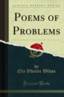 Poems of Problems - eBook