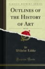 Outlines of the History of Art - eBook