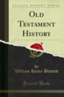 Old Testament History - eBook