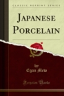 Japanese Porcelain - eBook