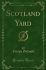 Scotland Yard - eBook