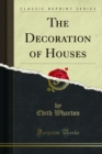 The Decoration of Houses - eBook