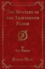 The Mystery of the Thirteenth Floor - eBook