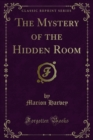 The Mystery of the Hidden Room - eBook