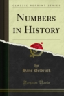 Numbers in History - eBook