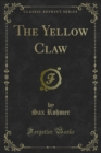 The Yellow Claw - eBook