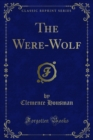 The Were-Wolf - eBook