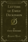 Letters of Emily Dickinson - eBook