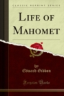 Life of Mahomet - eBook