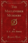 The Mauleverer Murders - eBook
