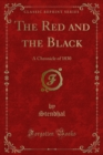 The Red and the Black : A Chronicle of 1830 - eBook