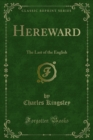 Hereward : The Last of the English - eBook
