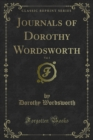 Journals of Dorothy Wordsworth - eBook
