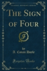 The Sign of Four - eBook
