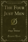 The Four Just Men - eBook