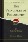 The Principles of Philosophy - eBook