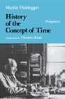 History of the Concept of Time : Prolegomena - eBook