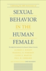Sexual Behavior in the Human Female - eBook