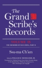 The Grand Scribe's Records, Volume IX : The Memoirs of Han China, Part II - Book