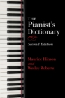 The Pianist's Dictionary, Second Edition - Book