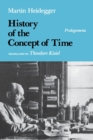 History of the Concept of Time : Prolegomena - Book