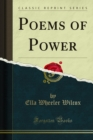 Poems of Power - eBook