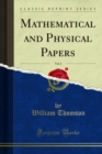 Mathematical and Physical Papers - eBook