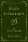 Many Inventions - eBook