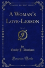 A Woman's Love-Lesson - eBook