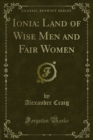 Ionia: Land of Wise Men and Fair Women - eBook