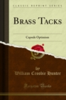 Brass Tacks : Capsule Optimism - eBook