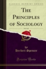 The Principles of Sociology - eBook