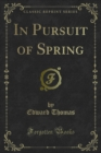 In Pursuit of Spring - eBook