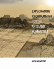 Exploratory Programming for the Arts and Humanities - Book
