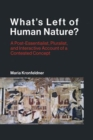 What's Left of Human Nature? : A Post-Essentialist, Pluralist, and Interactive Account of a Contested Concept - Book