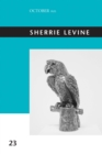 Sherrie Levine : Volume 23 - Book