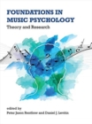 Foundations in Music Psychology : Theory and Research - Book