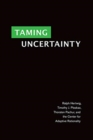Taming Uncertainty - Book