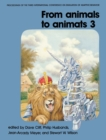 From Animals to Animats 3 : Proceedings of the Third International Conference on Simulation of Adpative Behavior - eBook