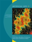 Artificial Life IX : Proceedings of the Ninth International Conference on the Simulation and Synthesis of Living Systems - eBook