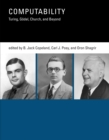 Computability - Turing, Godel, Church, and Beyond - eBook