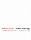 Conceptual Art : A Critical Anthology - Book