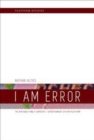 I Am Error : The Nintendo Family Computer / Entertainment System Platform - Book